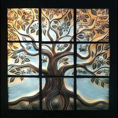 Tree, blooming, #3531 | Natalie Blake Studios