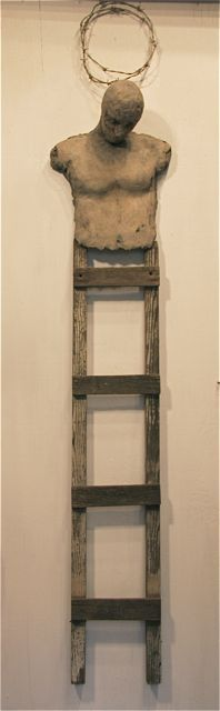 One of my mentors in art and former professors, William Catling - Recent Sculpture