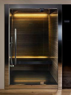 Bagno turco per cromoterapia SWEET SPA Collezione Home by STARPOOL | design Cristiano Mino