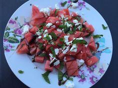 Superfood Salad, Bruschetta, Feta, Bbq, Favorite Recipes, Ethnic Recipes, Barbecue, Barrel Smoker