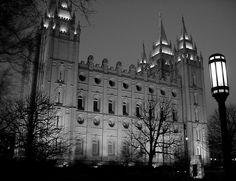 Salt Lake City, UT LDS Temple    #MormonLink #LDSTemples  We love Temples at: www.MormonFavorites.com