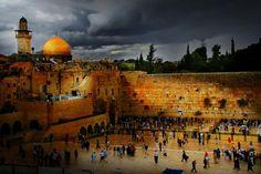 Israel - Jerusalen - Muro de las Lamentaciones