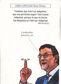Don Cástulo: Incapaces