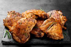 Garlic Brown Sugar Chicken Thighs Entree Recipes, Top Recipes, Cooking Recipes, Kosher Recipes, Amazing Recipes, Cooking Tips, Recipies, New Chicken Recipes, Chicken Thigh Recipes