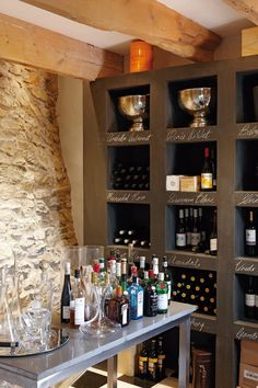 Wine Cellar ideas.