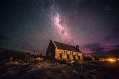 Epiphany of Night  Photo by Sebastian Warneke -- National Geographic Your Shot