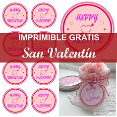 Exfoliante de peppermint para regalar en San Valentín + Imprimible Gratis