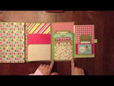 Merry and Bright - MME: 12 Days of Christmas - by Ginger, My Sisters Scrapper (Kathy Orta tutorial)