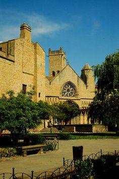 Iglesia de Santa María La Real, Olite  #Navarra