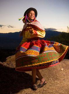 Desde Huanta, Ayacucho, Peru