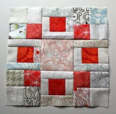 A Quilter's Table: Circling