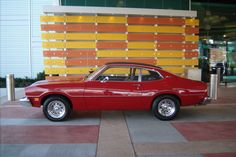 My 1975 Ford Maverick