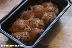 Air Fryer Monkey Bread is going to be your new favorite Weight Watcher& treat for yourself because it only has 3 FreeStyle points per serving! Now you can eat your monkey bread and still stick your FreeStyle points by making this in your Air Fryer! Ww Desserts, Weight Watchers Desserts, Healthy Desserts, Dessert Recipes, Dessert Bread, Air Fry Recipes, Ww Recipes, Cooking Recipes, Bread Recipes