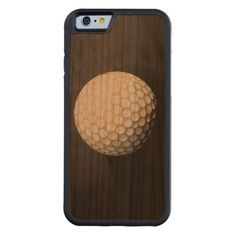 cherry wood iphone6 case for golfers photo art by Ann Powell at #zazzle #golfers #gifts #iphone6cases
