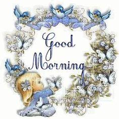 Cute Good Morning | Cute Animated Good Morning Greetings