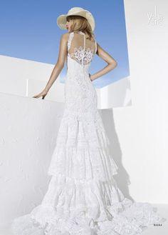 vestidos de novia macrame - Buscar con Google