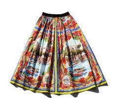 Dolce & Gabbana Skirt / Garance Doré Goods