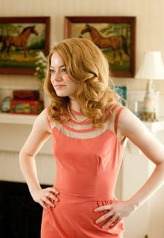 The Help - Publicity still of Emma Stone. The image measures 2848 * 4239 pixels and was added on 12 December Emma Stone The Help, Alyson Hannigan, Jennifer Garner, Sandra Bullock, Halle Berry, Kate Middleton, Emma Stone Andrew Garfield, 20th Century Fashion, Emma Watson