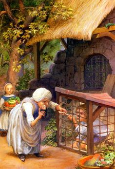 Hansel and Gretel ~ illustrated by Paul O. Zelinsky