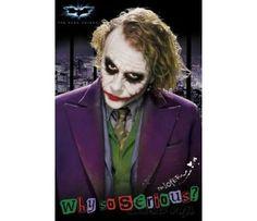 the joker poster | Batman The Dark Knight Poster The Joker