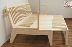 diy home furniture Diy Home Furniture, Space Saving Furniture, Wood Furniture, Furniture Design, Cama Murphy, Sofa Bed Design, Wooden Sofa, Home Room Design, Interior
