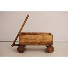 Carro vintage (envío gratuito). Versátil carro de madera hecho a mano y utilizando pinturas no-tóxicas. Aire vintage. Tanto para fotografías de bebés como para niños más mayorcitos. Dimensiones: Longitud: 50 cm. Ancho: 28 cm Altura: 26 cm