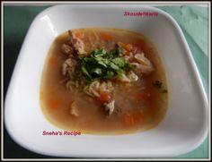 Skoudehkaris ~ Sneha's Recipe