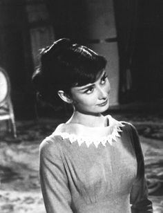 Audrey Hepburn combined innocence and sex appeal in one appealing package. no other actress has done it as well since.