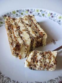 Nenine kuhinjske čarolije: Bela jevrejska torta