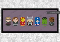 The Avengers - Products