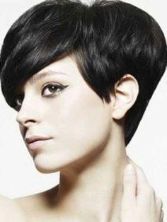 krótkie fryzury damskie-trendy 2014