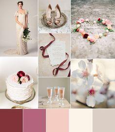 Warm Summer Wedding Inspiration | Fly Away Bride
