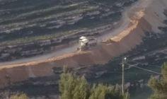 Terrible. La entidad palestina continua atentando contra el medio ambiente israelí. En este caso se trata de vertidos ilegales realizados por camiones de la Autoridad Palestina en la desembocadura …