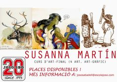 Profesora de 4º de Arte Final en Escola Joso Sabadell