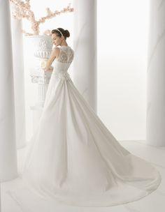 Noa - Almanovia 2014 - Esküvői ruhák - esküvői, menyasszonyi és alkalmi ruhaszalon Budapesten - La Mariée Budapest
