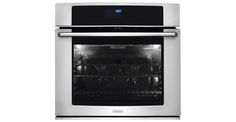 Electrolux Appliances 30'' Electric Single Wall Oven with Wave-Touch® Controls EW30EW55PS