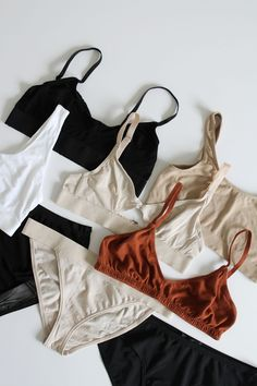 5a5c8d22f5dc Responsibly Made Underwear | Style Bee Ethical Clothing, Ethical Fashion,  Woman Clothing, Slow