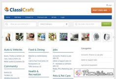 ClassiCraft - http://themesales.com/inkthemes-classicraft/