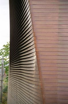Signal Box, Herzog & de Meuron, Basel Switzerland