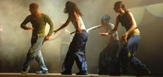 Im August und September bringen die Choreografen Royston Maldoom und Volker Eisenach die angehenden #Erzieher an der Euro Akademie #Berlin beim #Tanzen in Schwung.