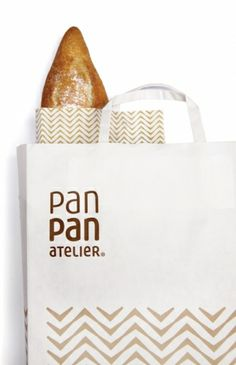 Thinking of using the same design for a PL card PanPan bakery chain : Rocío Martinavarro