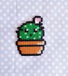 Cactus fuse bead More