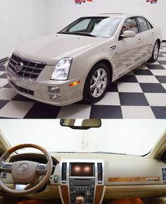 The life of luxury comes pre-owned. Enjoy this 2011 Cadillac STS and its many features, from power sun and moon roofs to a clean, leather interior, is as functional as it is stylish. This car, with its Vanilla Latte color, is sure to turn others green with envy. Discover more details at drivebaby.com.
