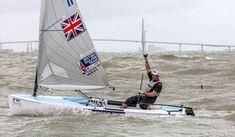 Ed Wright è Campione Europeo Finn, Alessio Spadoni chiude al 25° posto