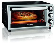 Hamilton Beach 31142 Toaster Oven, Silver
