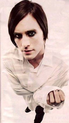 """Jared Leto from """"The Kill"""" by 30 Seconds to Mars"""