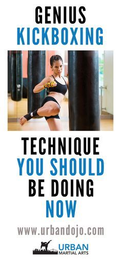 Are you a kickboxing trainee looking to improve your overall performance? Here's a genius kickboxing technique you should be doing now.