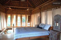 Bamboo Beach house on the Sand in Karangasem from $50 per night