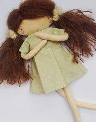 MyCuddle™ - Dorotea - Organic Doll- Handmade in Italy with love