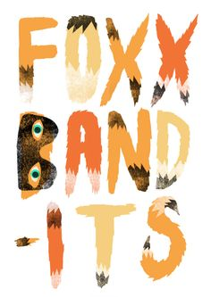 Fox type!